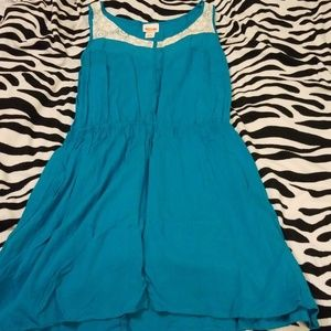 Mossimo Supply Co. Juniors Lace Dress